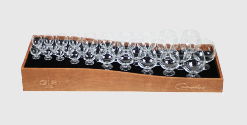 Glass Harp G2 Glass Instrument Makers