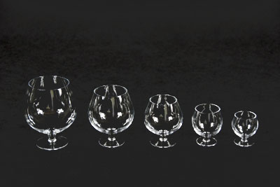 musical glasses for Cumulus Glass Harp